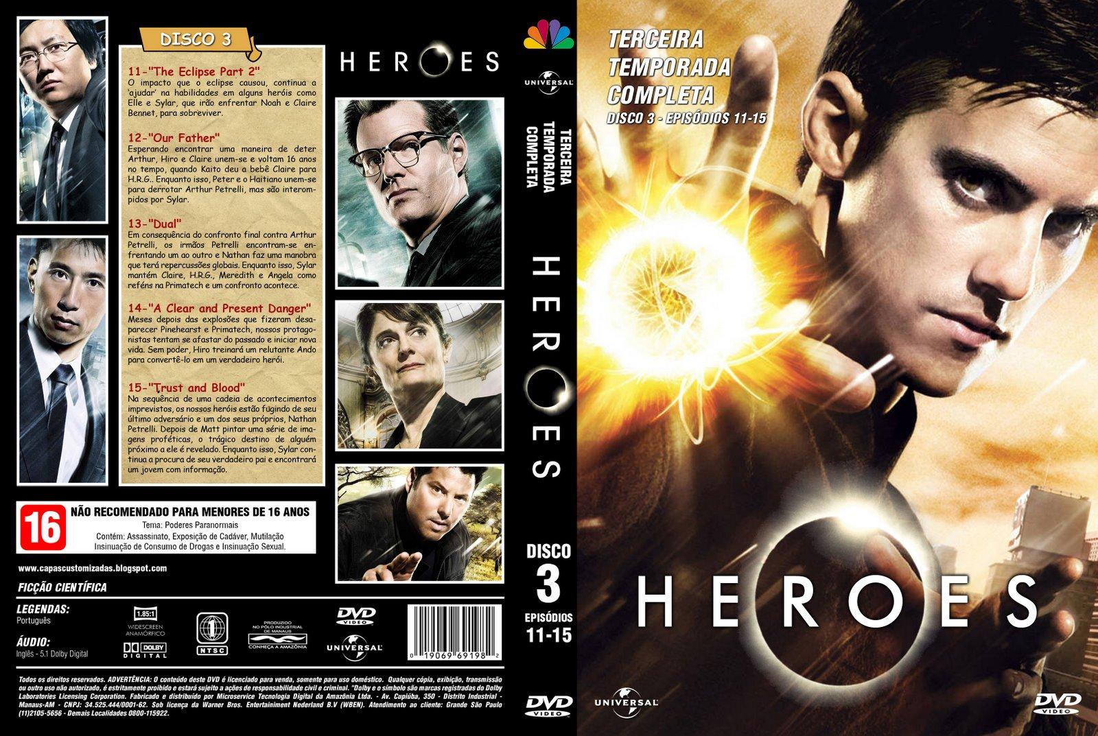 Héroes | ME GUSTA EL VILLANO